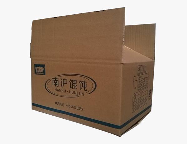 包装箱尺寸的修正